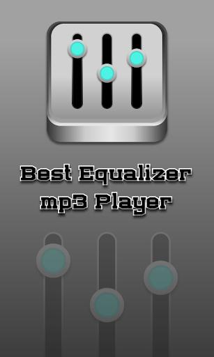 Best Equalizer mp3 Player