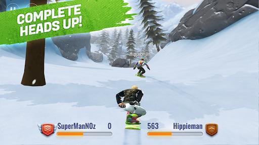 Peak Rider Snowboarding 2.0.1 screenshots 2