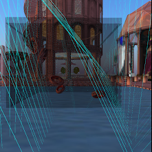 Photo: Installation of community by Lemonodo Oh and Pol Jarvinen = http://maps.secondlife.com/secondlife/Gala/166/160/22