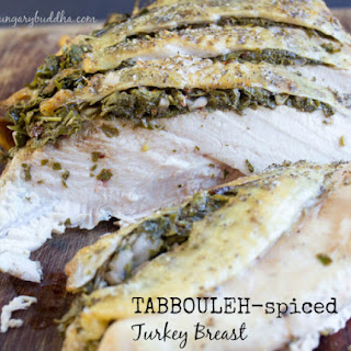 Tabbouleh-Spiced Turkey Breast