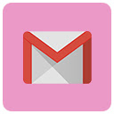 Free Gmail Signature - Light Pink