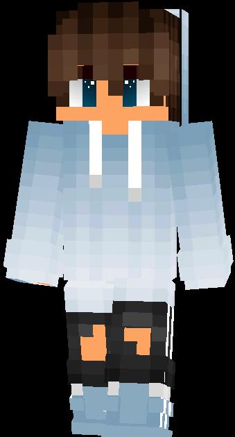 Minecraft Skins Cool Boy Muat Turun F