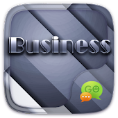 (FREE) GO SMS BUSINESS THEME