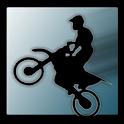 Vetor- bicicleta Stunt Mania™ icon