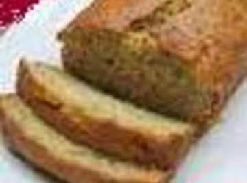 Grandma's Applesauce Bread