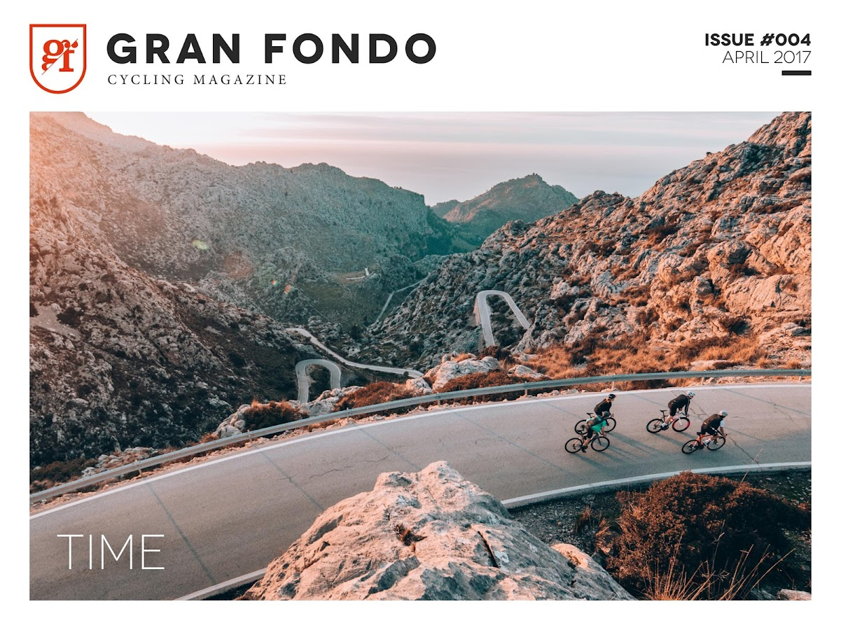 GRAN FONDO Cycling Magazine- screenshot