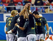 Blitzboks team opened their Cape Town Sevens with a win over Japan on Friday might. File Photo