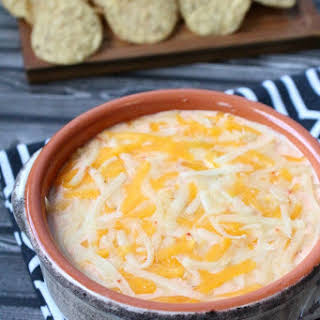 Spicy Mexican Dip.