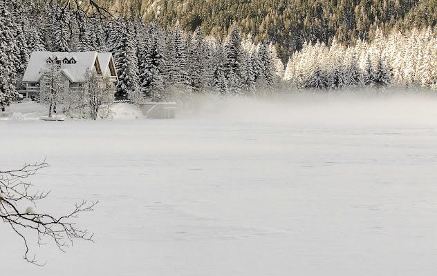 Risveglio al lago di alfonso gagliardi