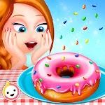 Donut Bakery Shop - Kids Food Maker Games Icon