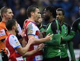 Le derby brugeois entre le Cercle et le Club ne s'est pas passé sans heurt
