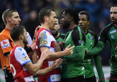 """Brugse derby loopt nog fel uit de hand, spelers getuigen: """"Nu wij met een kutgevoel lopen, gaan zij een beetje 'leuk' doen"""""""