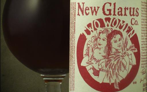New Glarus Two Women Lager