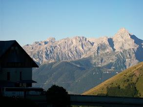 Photo: Alpy francuskie.