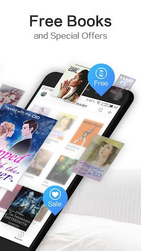 MoboReader - Novels, Stories, Ebooks & AudioBooks  screenshots 2