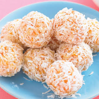 Apricot and Honey Balls.