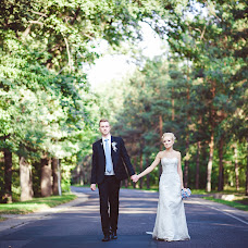 Wedding photographer Aleksandr Vachekin (Alaks). Photo of 29.04.2015