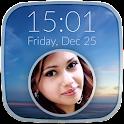My Photo Lock Screen OS10 icon