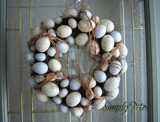 Egg-Wreath