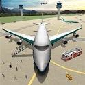 Real Plane Landing Simulator icon