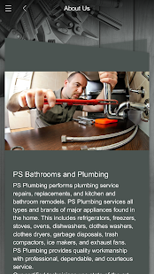 PS Plumbing - náhled