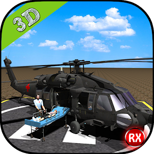 Army Helicopter Ambulance for PC and MAC