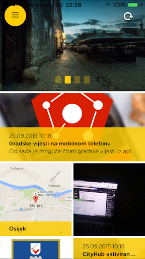 CityHub 4.5.5 screenshots 2