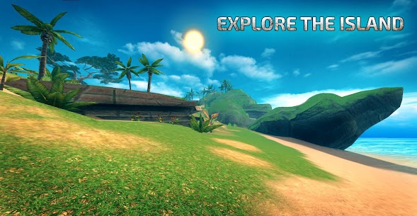 ARK Survival Island Evolve 3d 1.19 MOD (Unlimited Golds/Life/HP) Apk 2