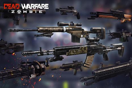 DEAD WARFARE: Zombie 8