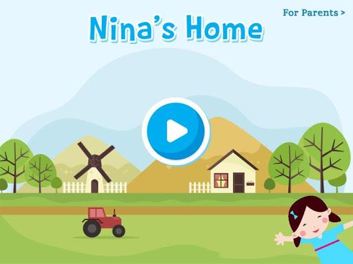 Nina's Home – Drag and Drop Screenshot