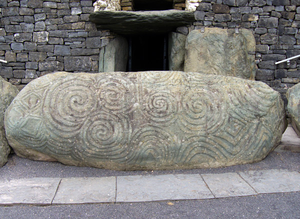 Newgrange the irish stonehenge susan jacobson