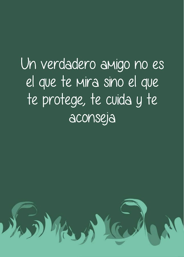 Quotes In Spanish Simple Friendship Quotes In Spanish  Android Apps On Google Play