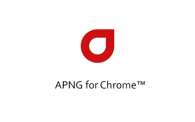 APNG chrome extension