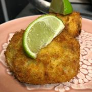 Spiced Fishcake