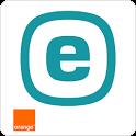 Mobile Security Orange Edition icon