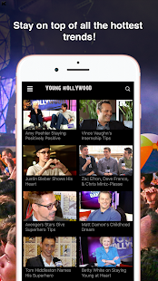 Young Hollywood Screenshot