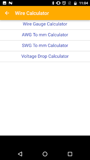 Wire calculator pro apk download only apk file for android wire calculator pro keyboard keysfo