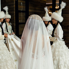 Huwelijksfotograaf Tair Zhakanov (zhakanov). Foto van 10.05.2019