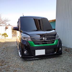 デイズルークス B21A 31年ハイウェスターGターボ 4WDのカスタム事例画像 達也さんの2021年03月07日13:48の投稿