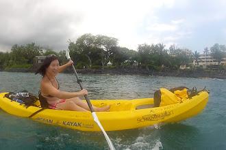 Photo: Kayaking tour http://ow.ly/caYpY