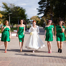 Wedding photographer Tatyana Cherepanova (anna211107). Photo of 26.10.2015