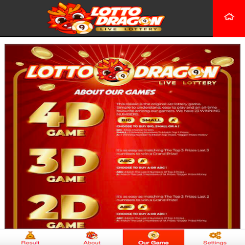 Download Lotto Dragon APK latest version App by ANDREW LIM