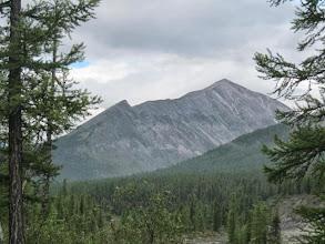 Photo: Вершина 2446 м к юго-юго-востоку от пер. Дабан-Жалга