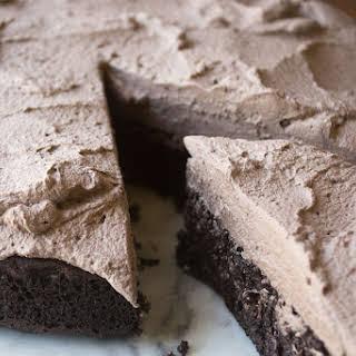 Quinoa Chocolate Cake.