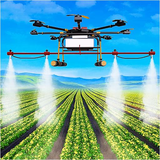 Modern Farming 2: Drone Farming Simulator