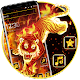 Fire Flaming Tiger Theme (app)