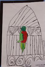 Photo: Uncaged bird Grade 3