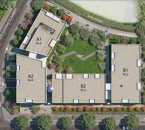 Vente appartement 3 pièces 62,95 m2