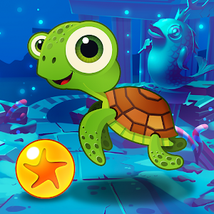 Bubble Heroes: Starfish Rescue for PC and MAC