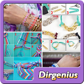 DIY Bracelet Tutorial Ideas